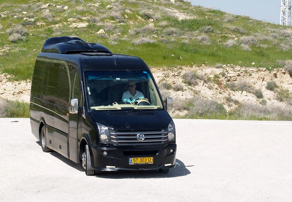 Trips in Israel