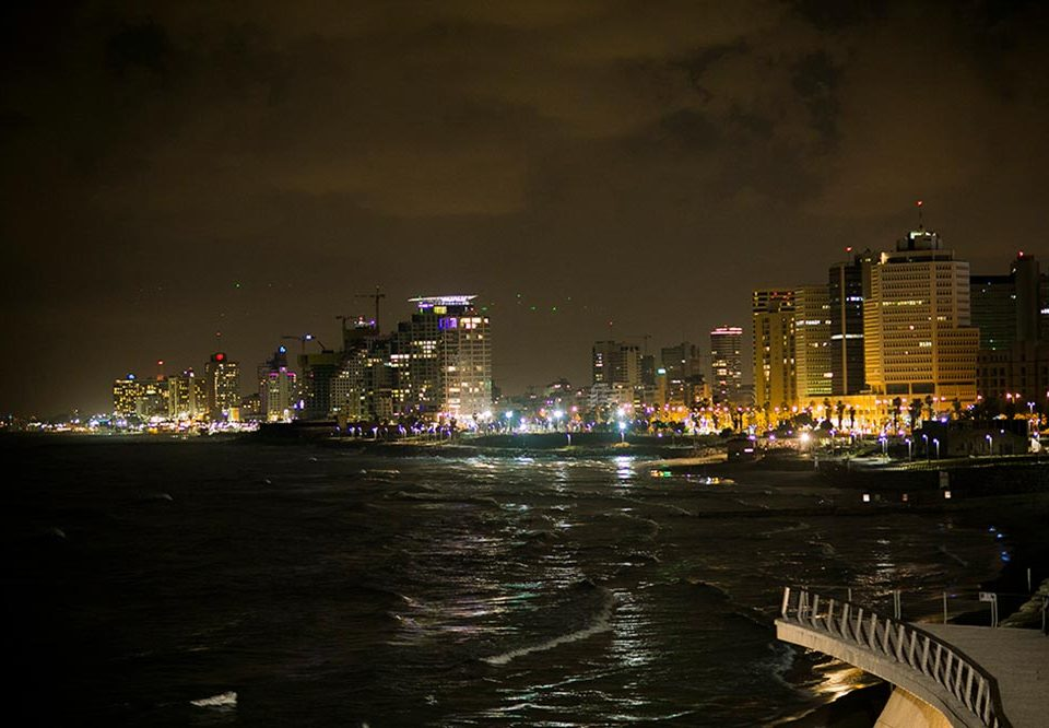 Nightlife in Tel aviv